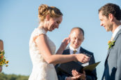 bride-sticking-tongue-out-during-ring-exchange