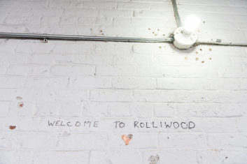 welcome-to-rolliwood-written-on-wall