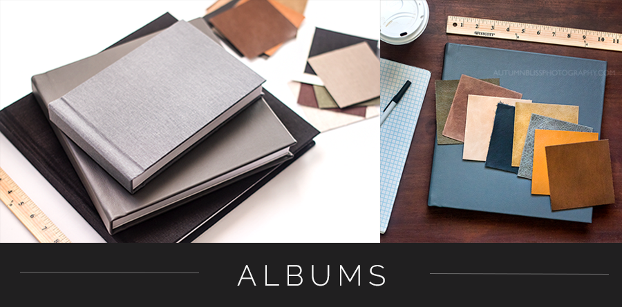 stack-of-custom-high-end-photography-albums-and-swatches